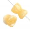 2Cone Shape 14x22mm Yellow Jade